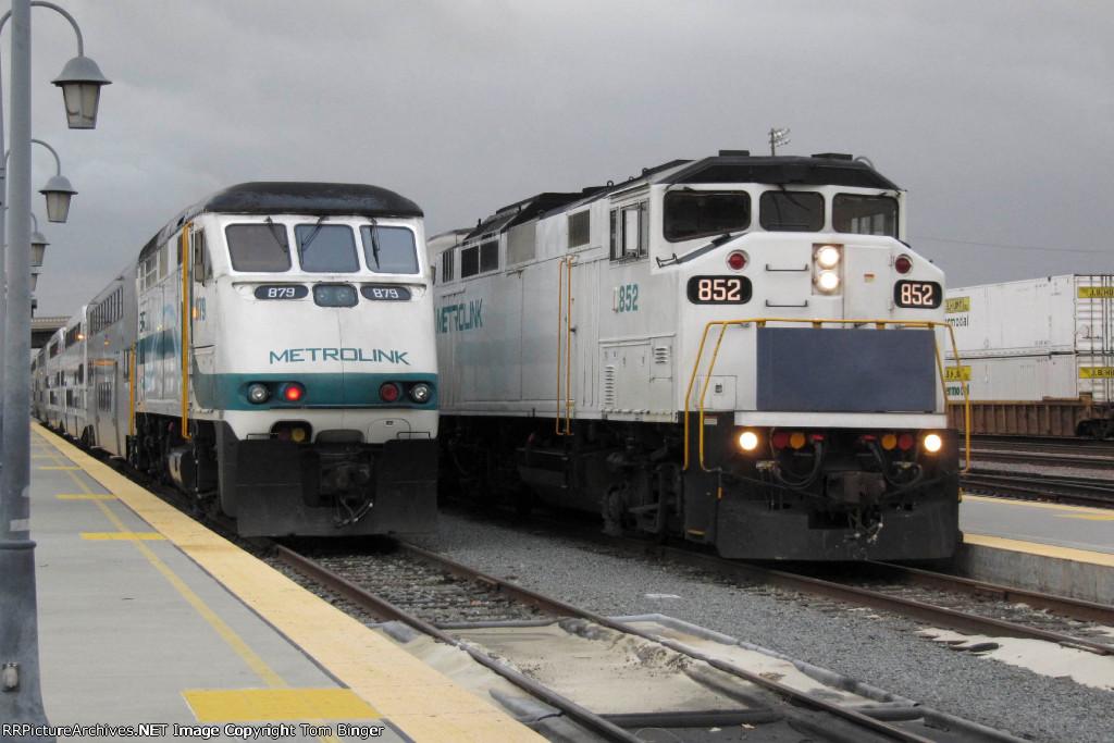 SCAX Train 322