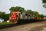 CP 25T heads west