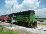 I&O completes test of new grade crossing signals.