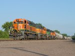 Four Pack on the BNSF