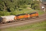 Unit ethanol train rolls east