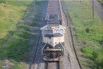 DPU on all-rail ore train