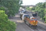 Eastbound ethanol train weaves through Westminster