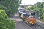 Eastbound ethanol train weaves through Westminster