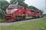 Coke train power waits on a sput