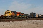 BNSF East Thomas yard