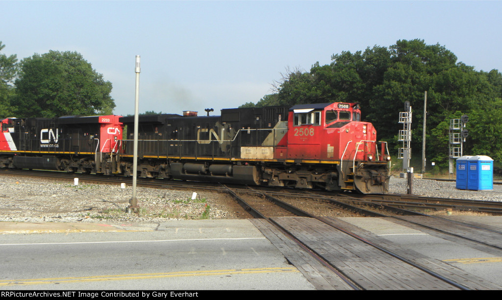 CN 2508 and CN 2233