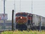 BNSF ES44C4 6642