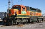 BNSF SD38P 1559
