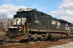 NS C40-8 8301