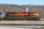 KCS SD70ACe 4118