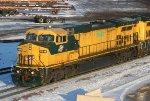 CN&W 8646 CW44-9