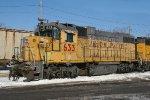 UP GP38-2 633