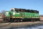 BNSF GP28M 1506
