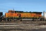 BNSF B40-8W 510