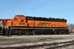 BNSF SD40-2R 1569