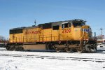 UP SD70M 4709