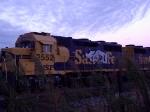 BNSF 2552