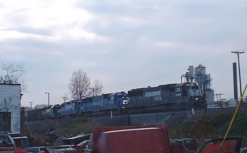 NS Train 161