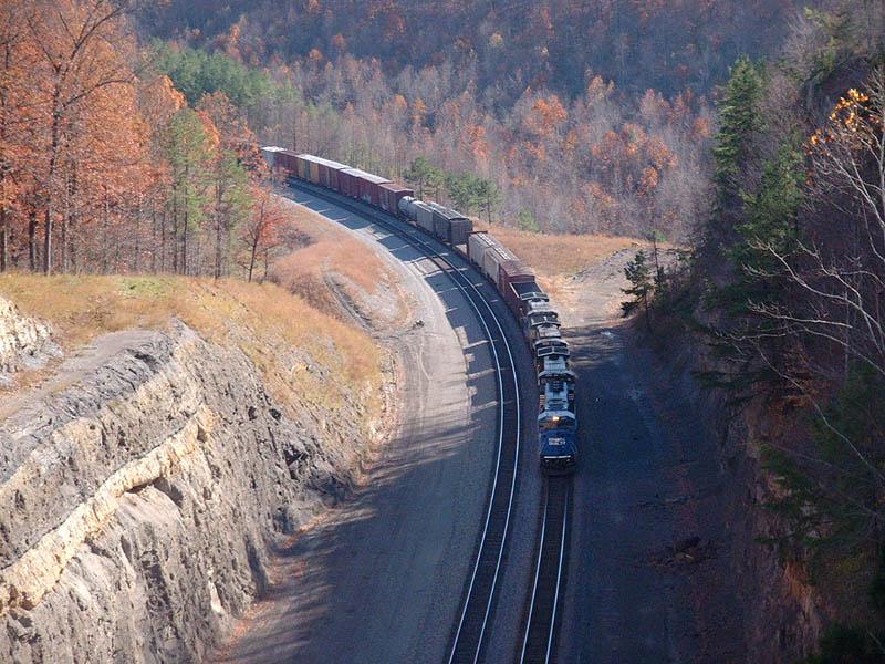 NS Train 116-03