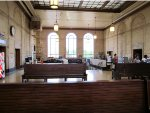 Waiting Room of Amtrak's Lancaster station