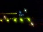 BNSF ES44C4 6674