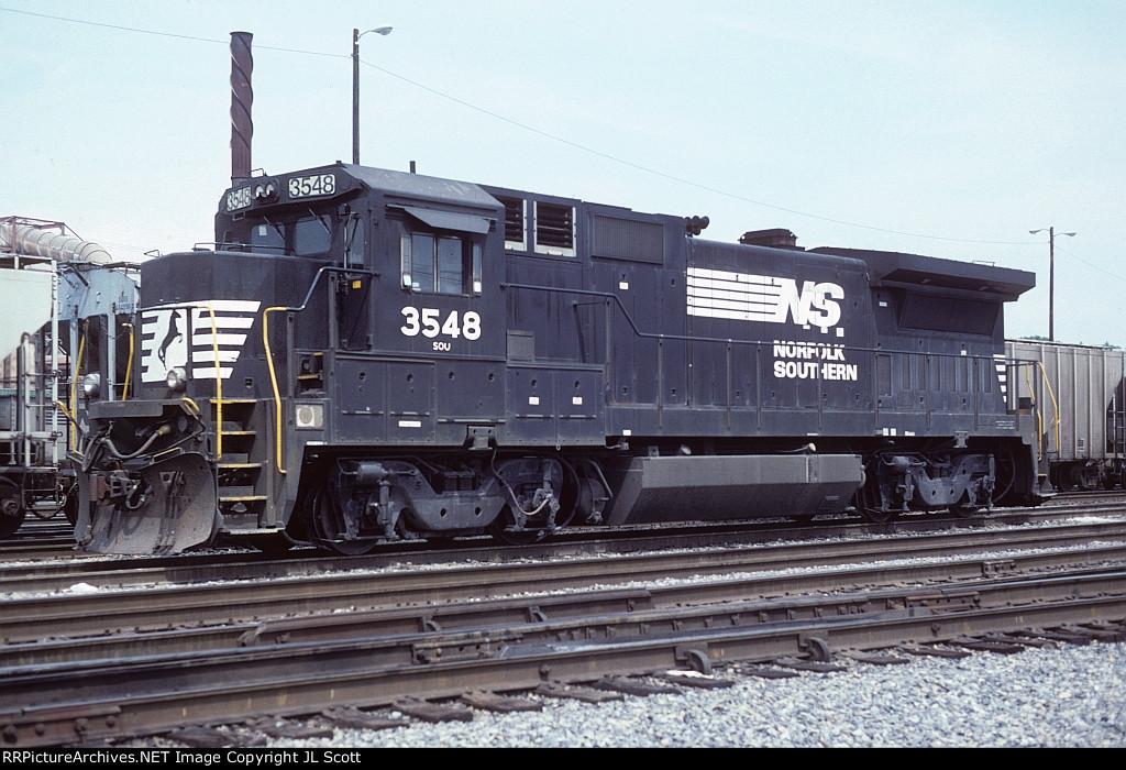 NS 3548 - Roanoke, VA