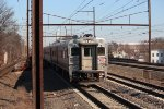 NJT 6009 Flying Through Rahway