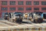 NS 9-40CW 9285 & 9346