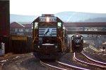 NS SD40E 6315 & 6305