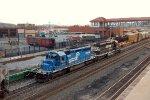 NS SD40-2 3346 & 3349