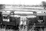 NS SD50 5404 & 5402