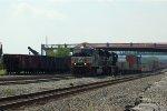 NS SD70M 2593