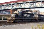 NS SD40-2 3351