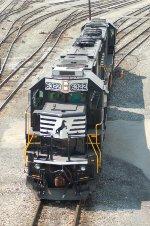 NS SD40E 6322