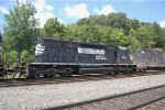 NS SD40-2 3313 on 65J