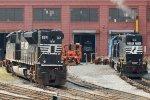 NS SD70M-2 2671 & GP38-2 5314