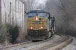 CSX 832 and 136