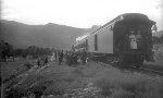 Rail trip near Salida
