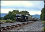 NS ES44AC 8026 leads Conway bound 28Z