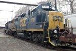 CSX 2721