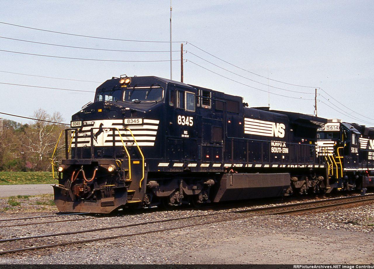 NS 8345