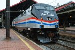 amtrak #822 Anniversary Engine