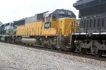 NMS 6537, one of several HLCX SD50's that NS has just acquired