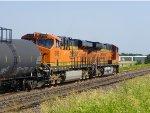 BNSF ES44DC 7326 & BNSF ES44AC 6409