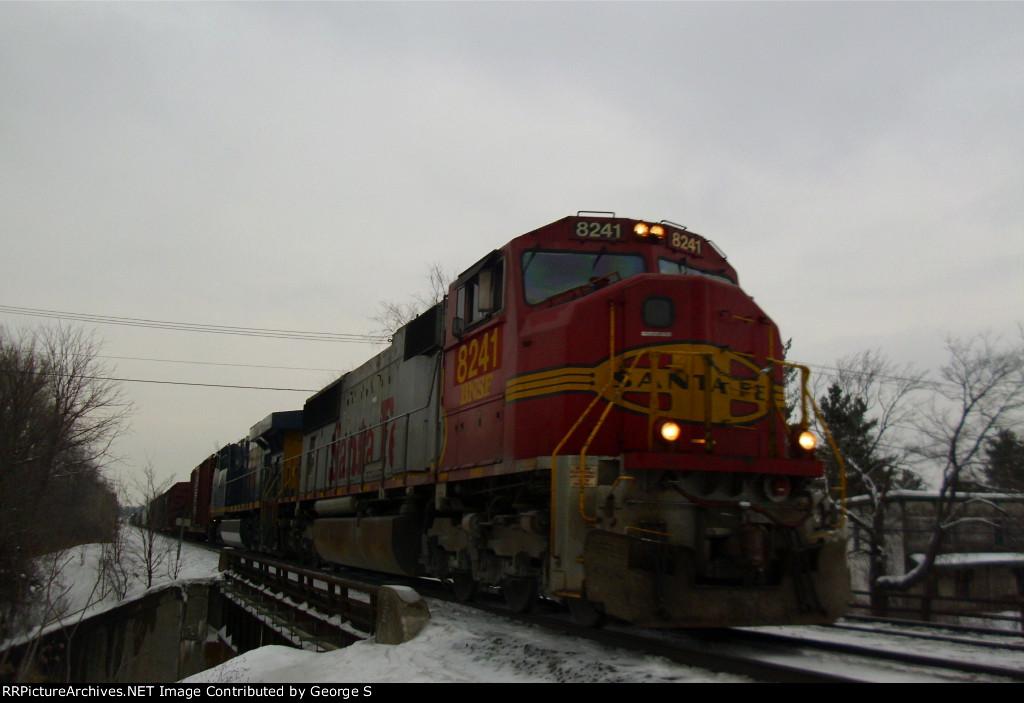 Santa Fe SD75M
