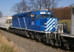 Blue-bird at Railfan Bluff#2