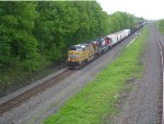 UP-FXE Mixed Freight