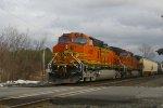 BNSF Tank Train