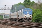 Our One and Only Westbound Amtrak of the Day